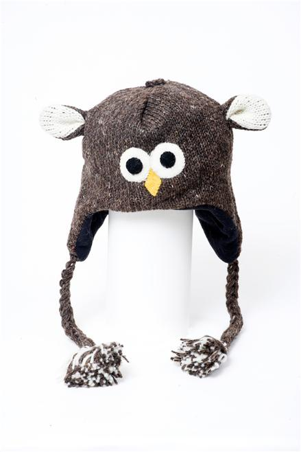 I wish we made this hat big enough for adults  I would wear it in a second!  Our fun Owl Beanie is warm and friendly looking. He would make a great  stocking ... 1f5ececc4e3