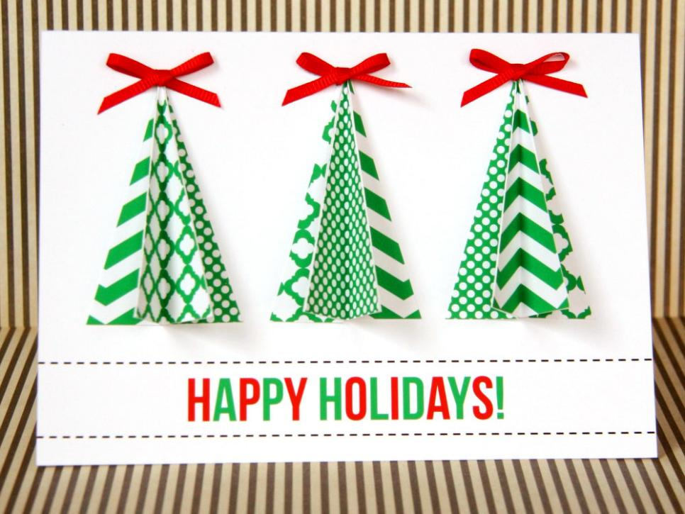 Craft Christmas Card Ideas Part - 22: Credit: ...